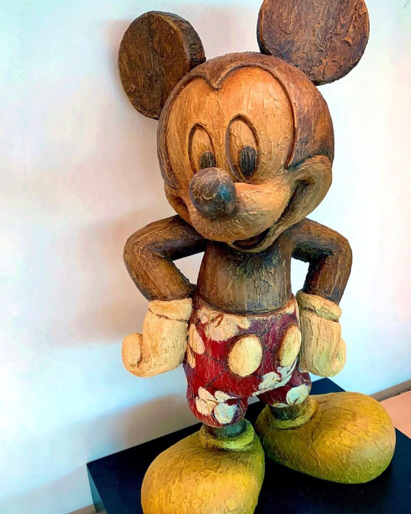 New Mickey statues revealed for Epcot's Creations Shop in time for opening 4
