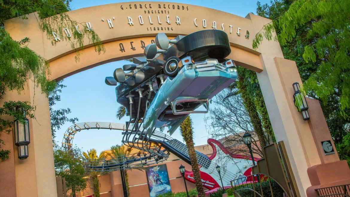Disney's 'Rock 'N' Roller Coaster' May Be Re-Imagined as Universal Music Group Gains Control of Aerosmith Catalog