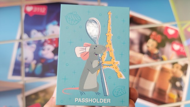 Remy's Ratatouille Adventure Limited Edition Annual Passholder Magic Band 4