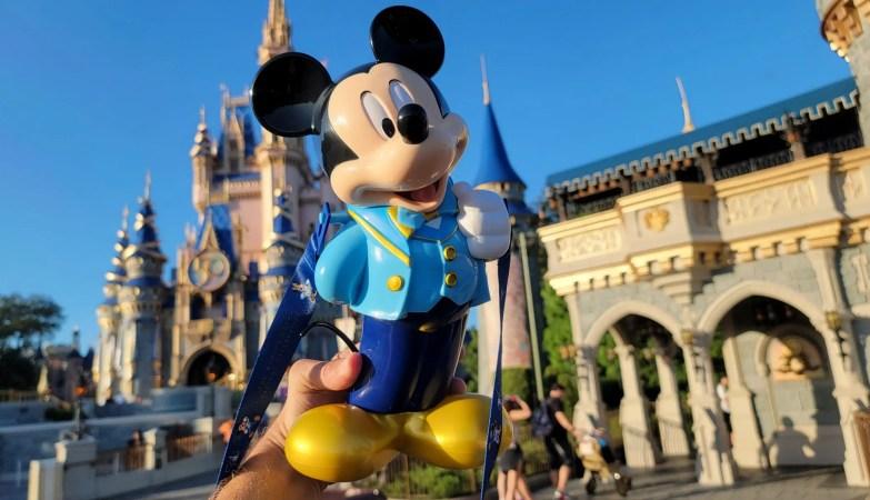 Mickey Mouse 50th Anniversary Popcorn