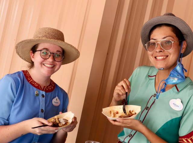 Disney Cast Members recently celebrated their own well being at a special event in Hollywood Studios 3
