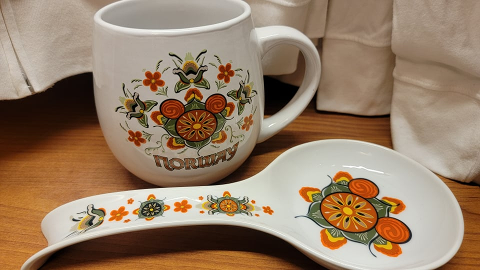 Cheerful New Epcot Norway Merchandise Available