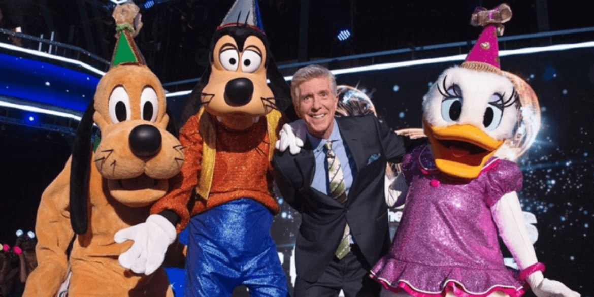 Disney Night on Dancing with the Stars wiill feature Heroes and Villains