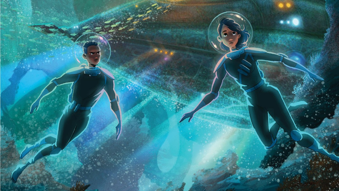 """Disney Adds Rick Riordan's """"Daughter of the Deep"""" Movie to Upcoming Disney+ Projects"""