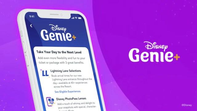 What is Disney Genie, Disney Genie+, and Lightning Lane 2