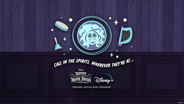 Celebrate Muppets Haunted Mansion with these new wallpapers 1