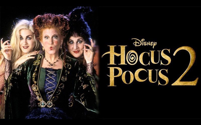 Sam Richardson and Tony Hale Join the Cast of 'Hocus Pocus 2'