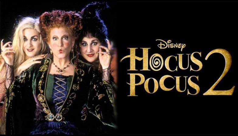 Sam Richardson and Tony Hale Join the Cast of 'Hocus Pocus 2' 4