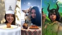 Augmented Reality Lenses for Disney Genie