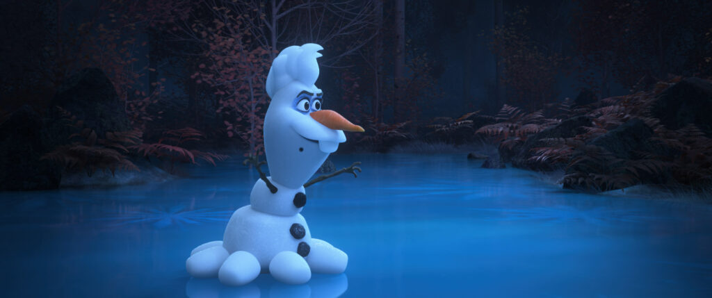 First look at Olaf Presents coming to Disney+ in November 3