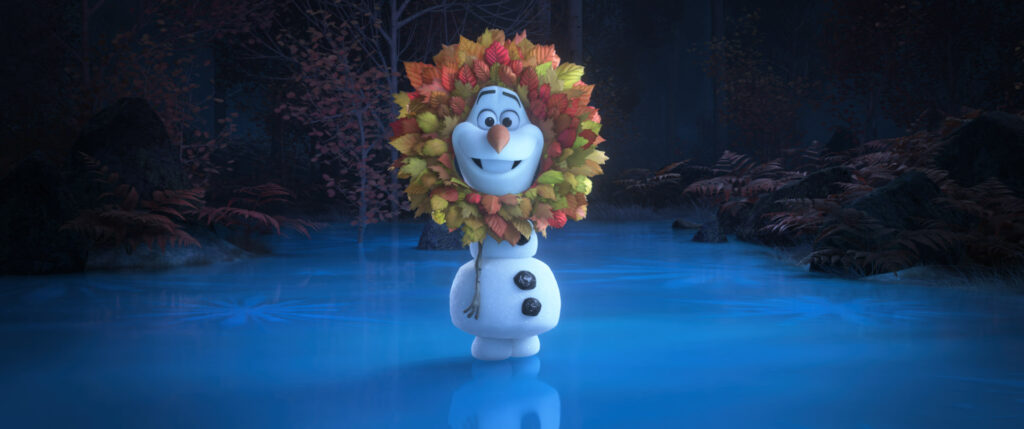 First look at Olaf Presents coming to Disney+ in November 5