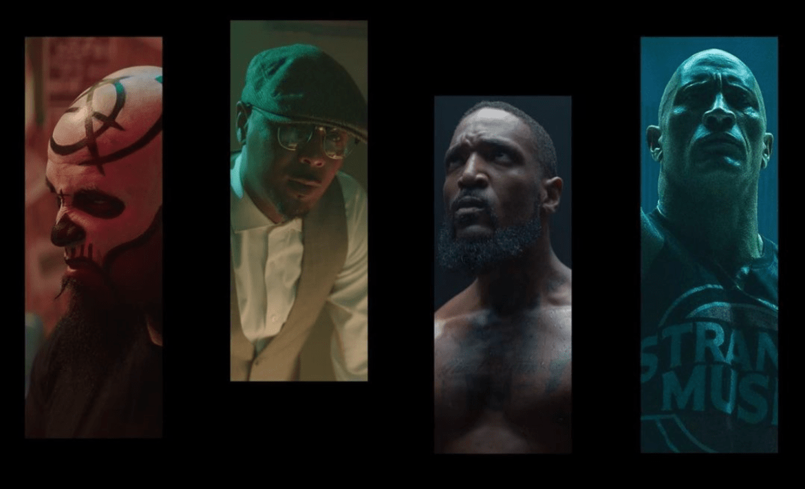 """Dwayne Johnson Makes Rap Debut with New Single """"Face Off"""""""