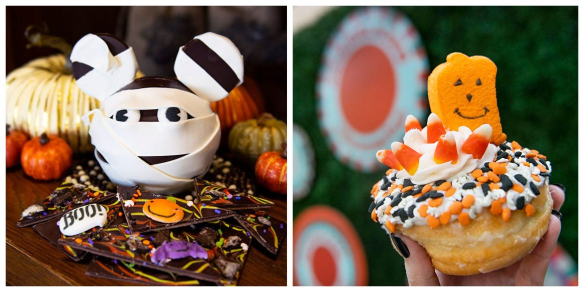 Guide to the Fall Tricks and Treats at Disney Springs