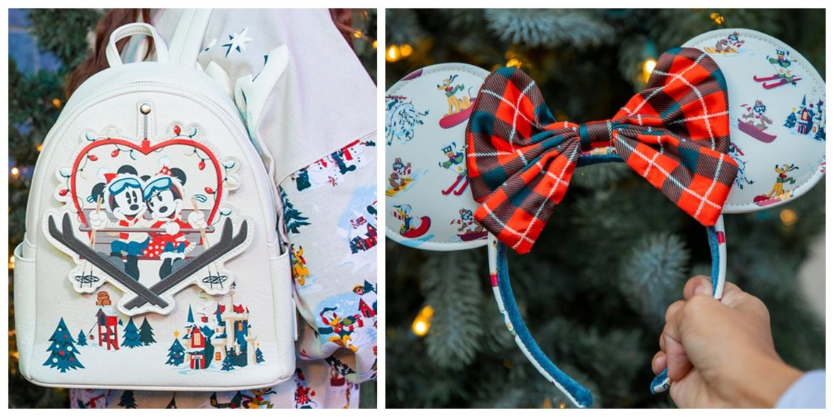 First look at the Holiday Merch coming to Disneyland