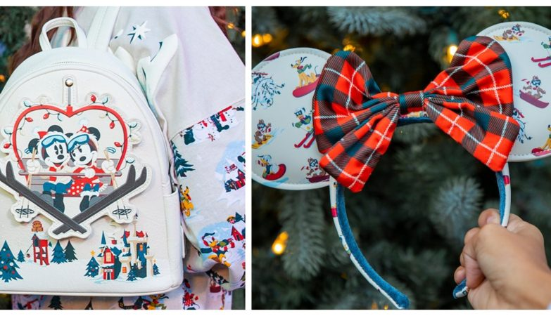 First look at the Holiday Merch coming to Disneyland 1
