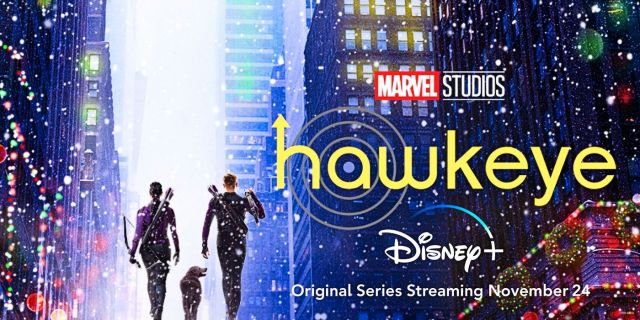'Hawkeye' Series Will Have a 2-Episode Premiere on Disney+ This November 1
