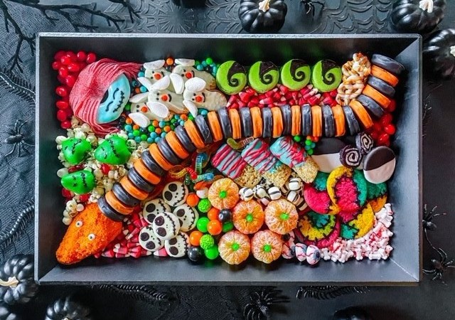 The Nightmare Before Christmas Treat Board