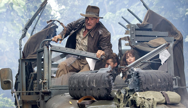 Set Photos Feature First Look at 'Indiana Jones 5' Characters 1