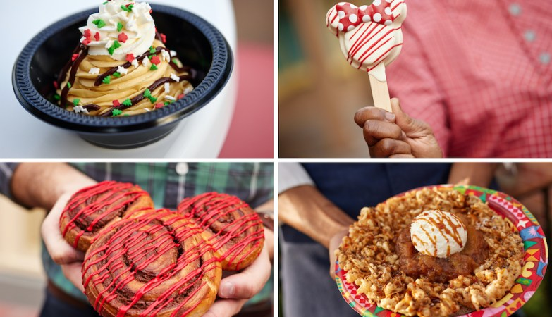 Yummy sips and bites coming to Disney World for the Holidays 5