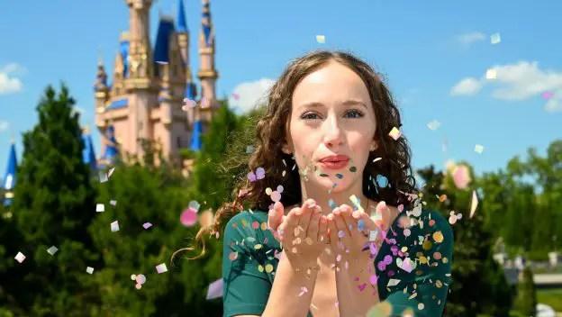 Don't miss these 50th Anniversary Magic Shots at Walt Disney World