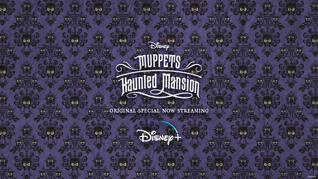 Celebrate Muppets Haunted Mansion with these new wallpapers 4