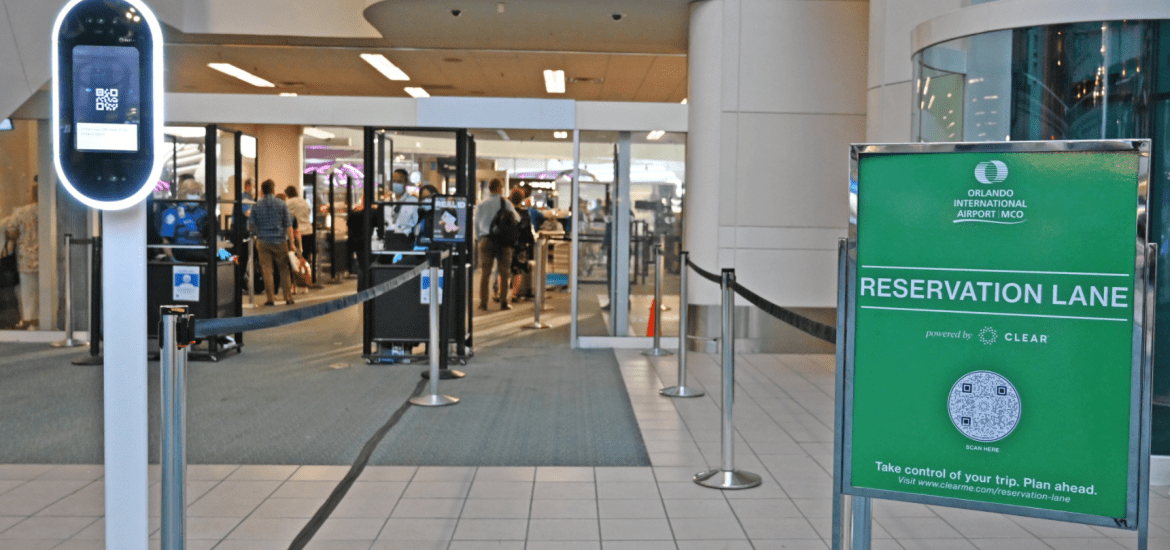 Beat the lines with new Reservation Lane at the Orlando Airport