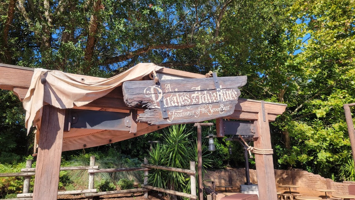 A Pirate's Adventure reopens in the Magic Kingdom
