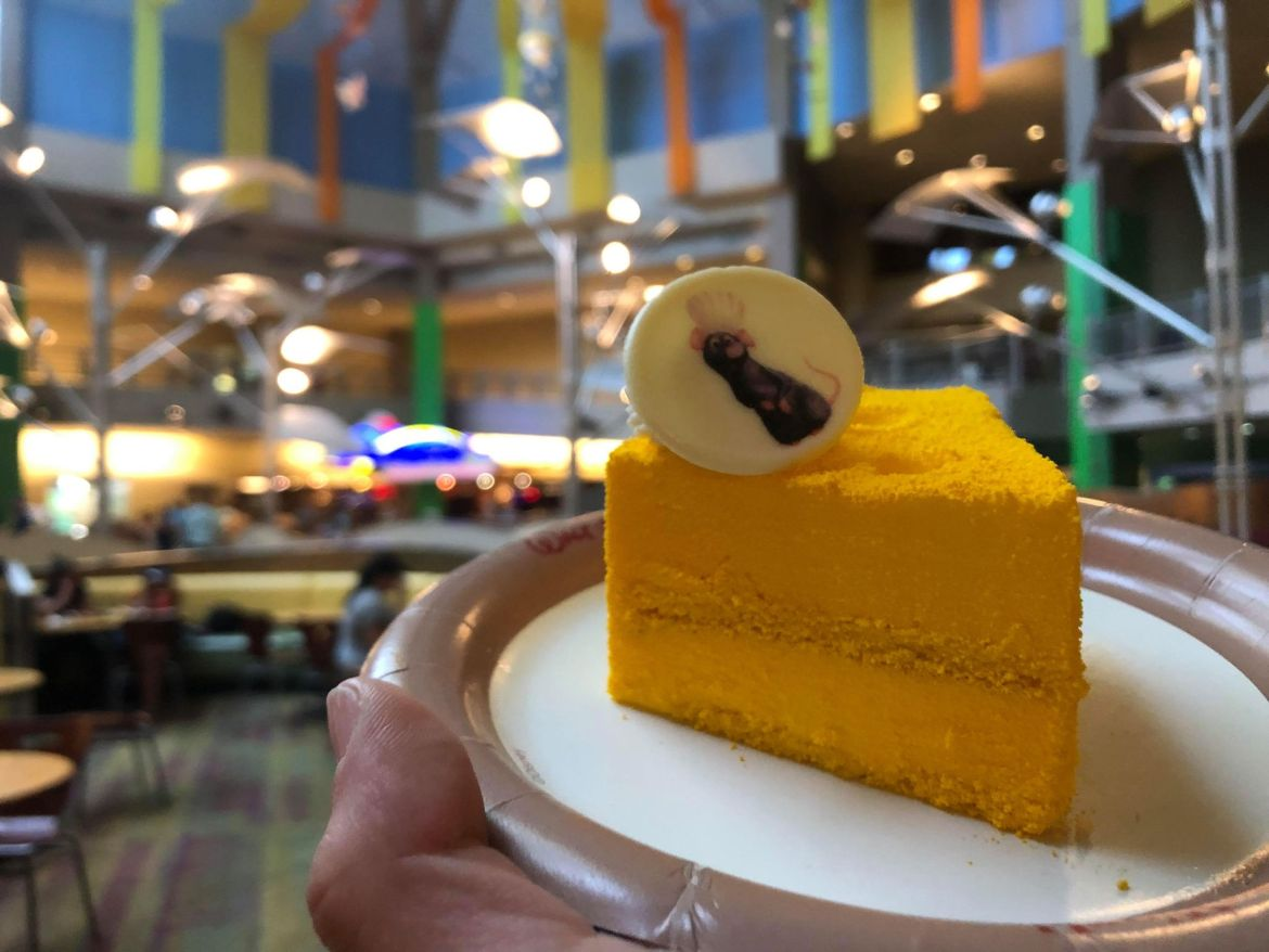 Epcot Is Serving Up Rémy's Cheesecake