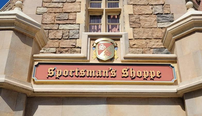Sportsman's Shoppe in Epcot finally reopens 4