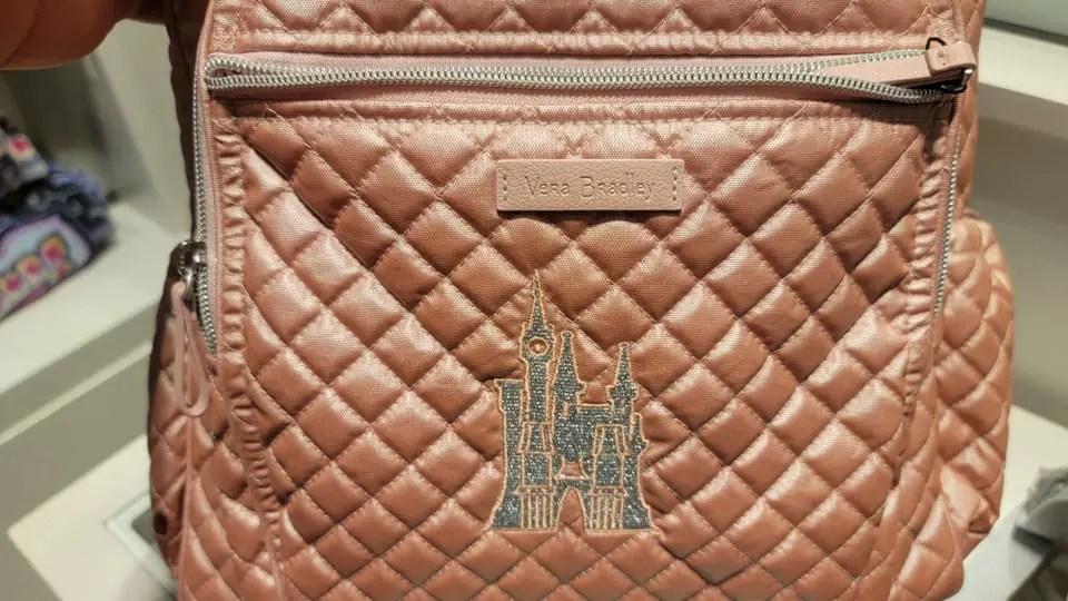 New Cinderella Castle Vera Bradley Collection at Disney Springs 2