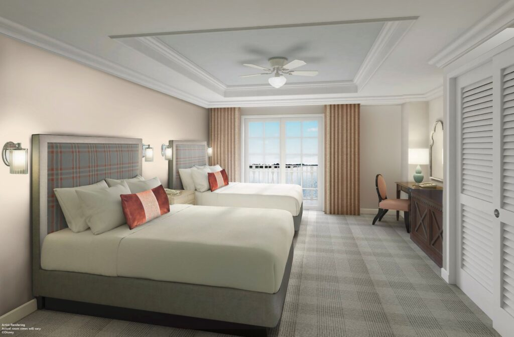 Disney Vacation Club Expanded Accommodations Coming to Disney's Grand Floridian Resort 3