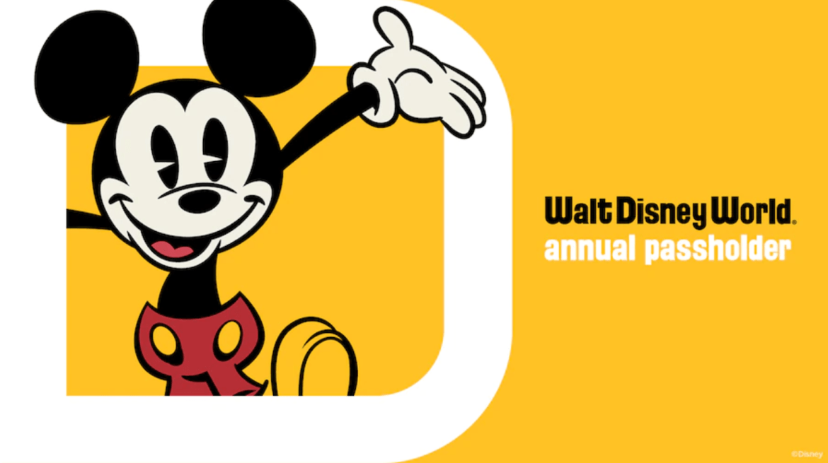 Disney World Annual Passholders to receive 25% off at ShopDisney