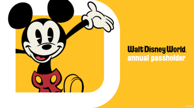 Disney World Annual Passholders to receive 25% off at ShopDisney 1