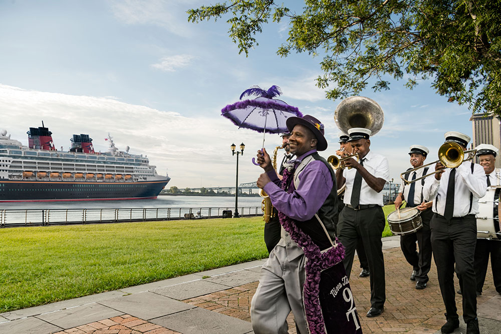 Disney Wonder to Resume Sailings from New Orleans in 2022