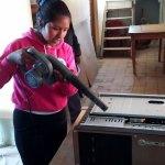 Entrega de herramientas para mantenimiento a computadoras