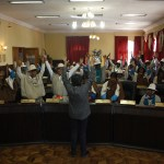 Los jóvenes de Chipaya caminan hacia el liderazgo