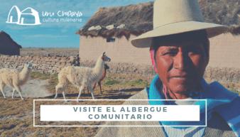 VISITE EL ALBERGUE TURÍSTICO COMUNITARIO