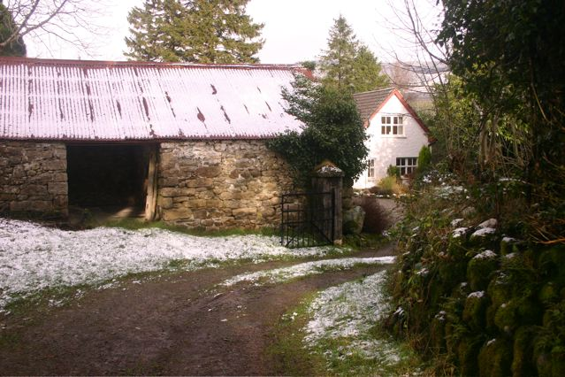 Aughavannagh cottage
