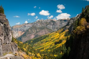 colorado weekend getaway in Ouray
