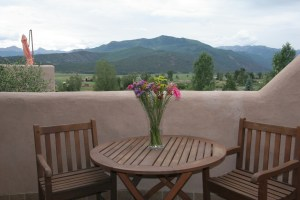 Colorado Resort Accommodations Deck