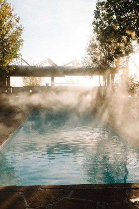 Best places to stay in Colorado Resort Thermal Pool