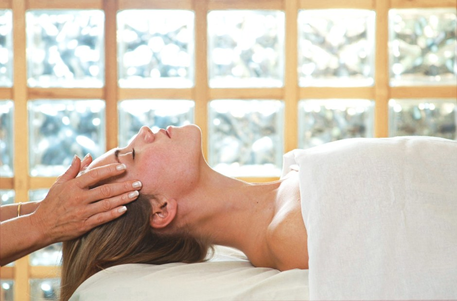 The Chipeta Spa Fall features