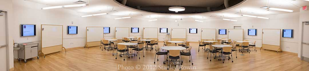 Inside Collaborative Classroom ~ Flexible classroom design