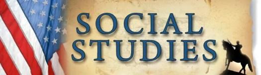 Social Studies Web Banner