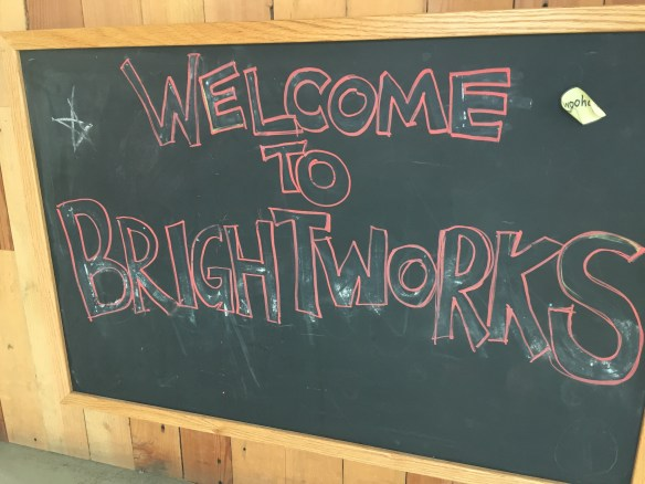 Visiting Brightworks
