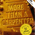 more than a carpenter book