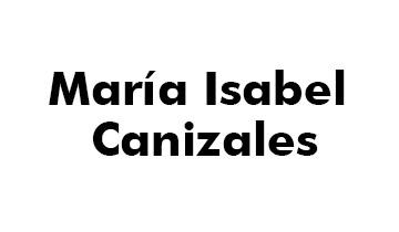 MARIA ISABEL CANIZALES