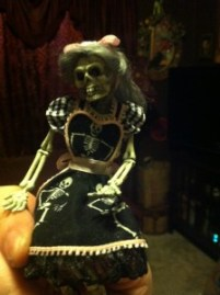 Suzanne Forbes doll 2014