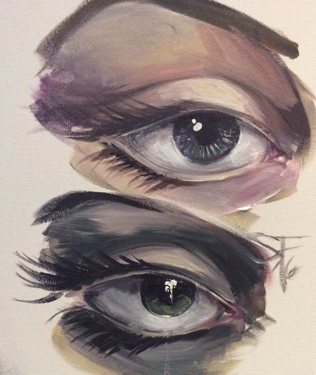 Suzanne Forbes eye study April 2016