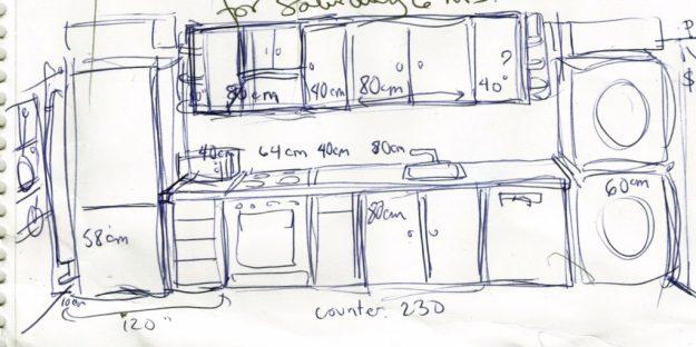 kitchen plan Suzanne Forbes 2015